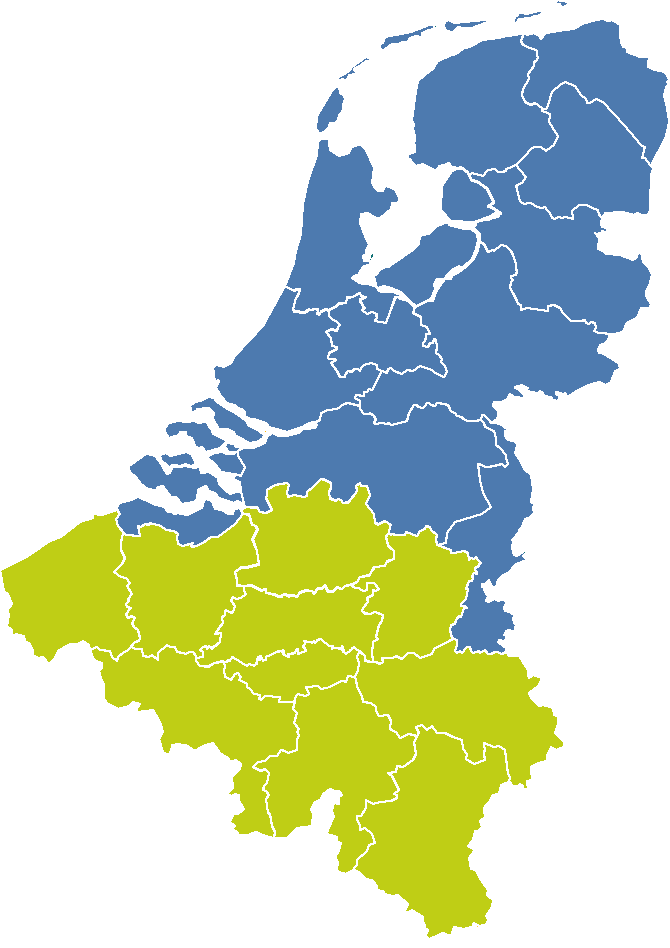 Strongkids coaches trainers Nederland België